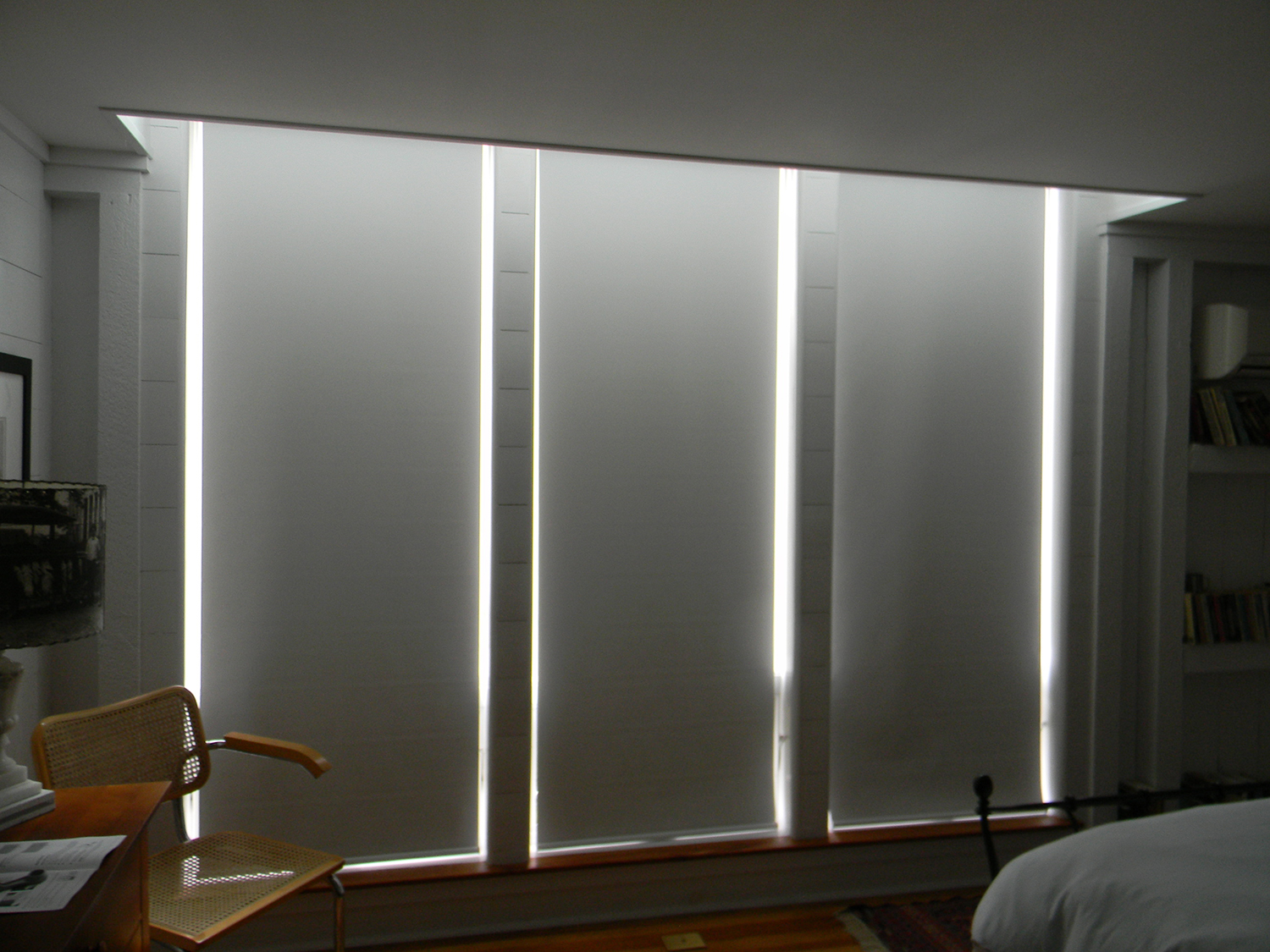 Roller Shades: Why is the Fabric so Narrow?