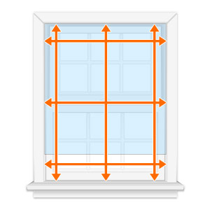 How to Measure Existing Blinds