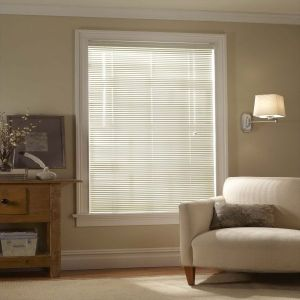1 Privacy Aluminum Blinds