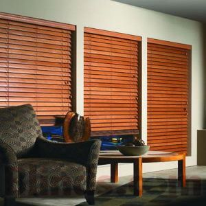 2 Premium Wood Blinds