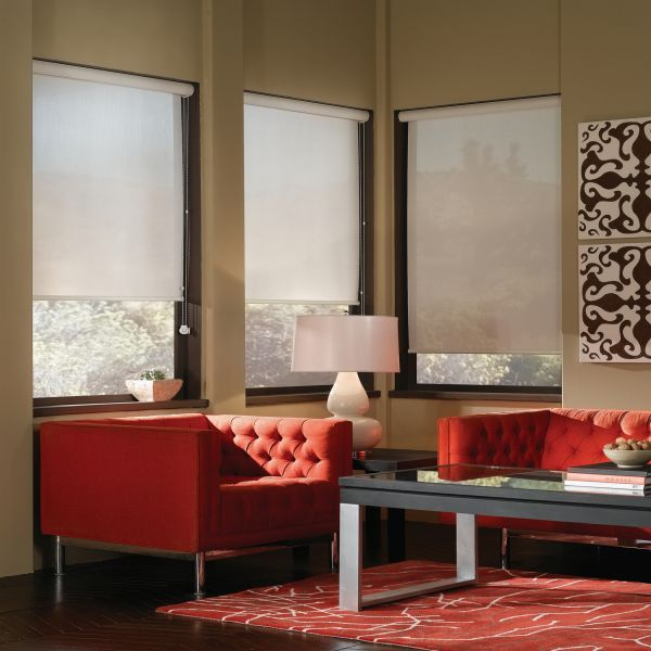 Roller Shades: Never Buy Shades Again