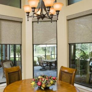 The Difference Between Solar & Exterior Solar Shades