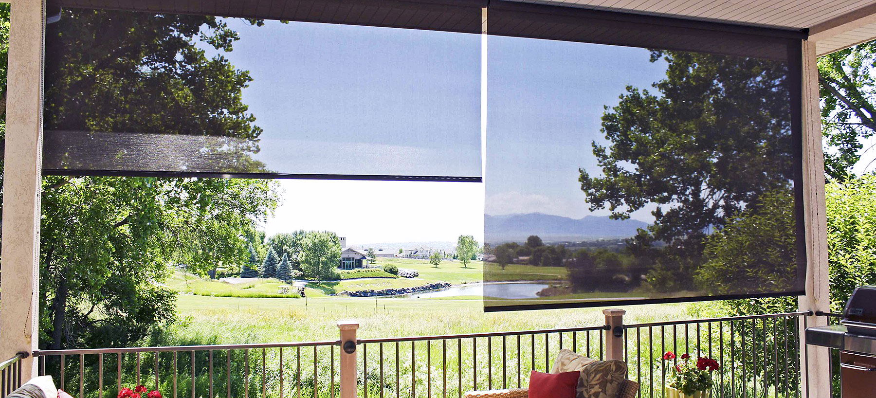 Blindster's Top Natural Light Solar Shades