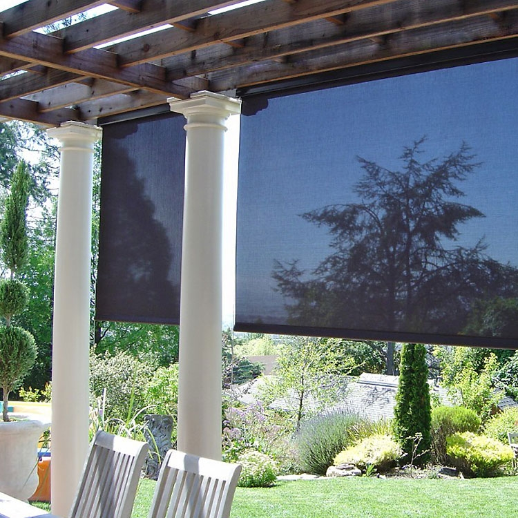 Benefits Of Exterior Solar Shades Blindster Blog