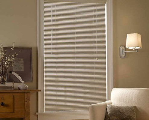 privacy aluminum blinds