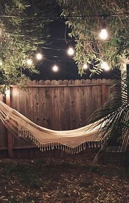 Build or Buy a Hammock