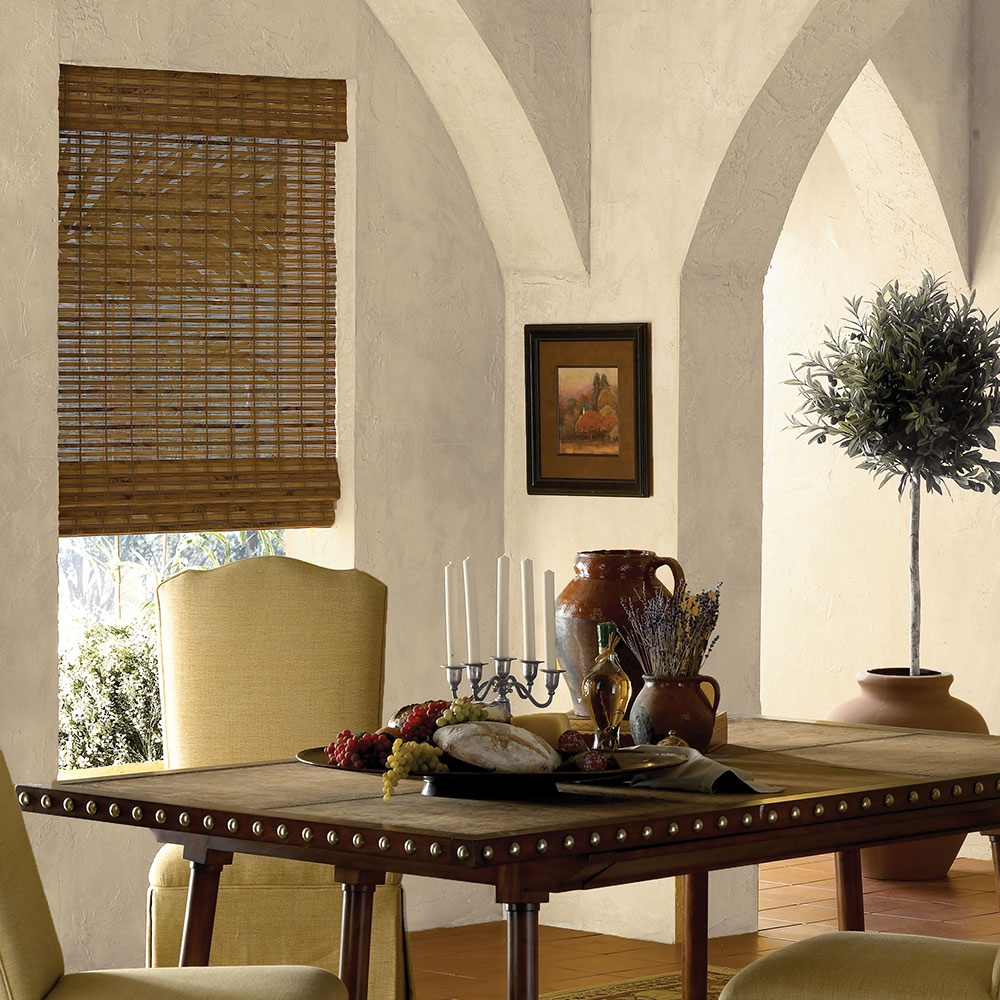 Best Blinds and Shades for Dining Rooms