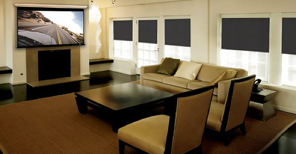 Best Window Treatments for Home Theaters