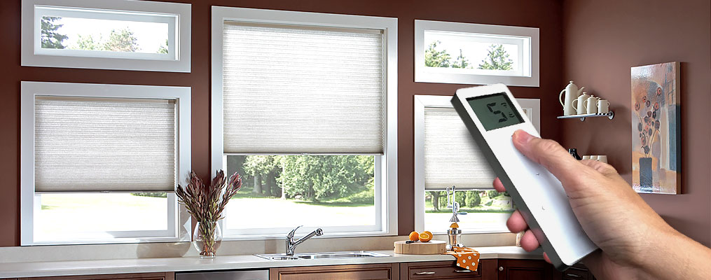 What Are the Benefits of Motorized Shades?