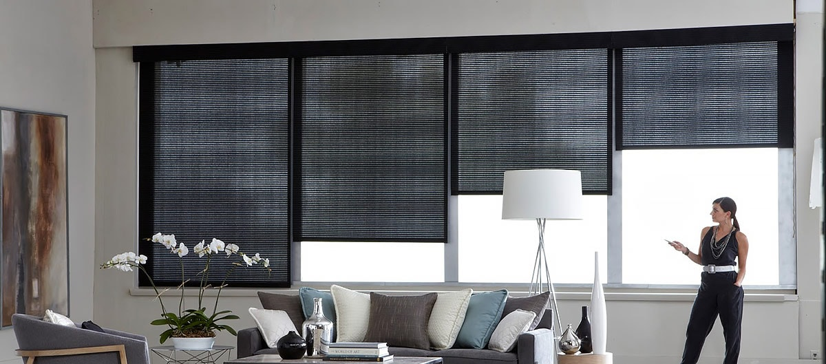 What Are Motorized Shades?
