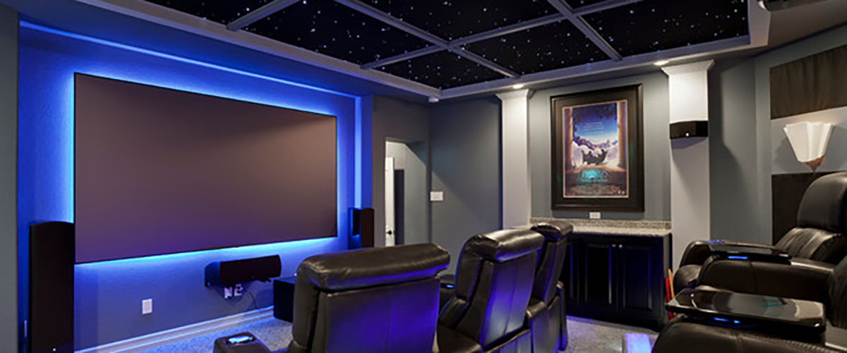 Going Dark for Movie Night: A Guide for Picking Shades for Your Home Theater