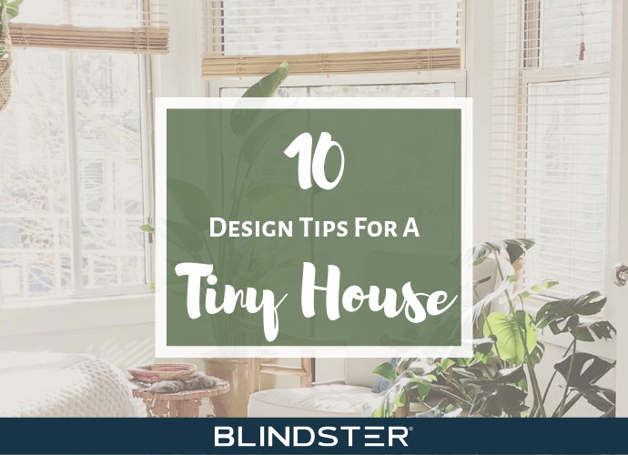 10 Design Tips For A Tiny House