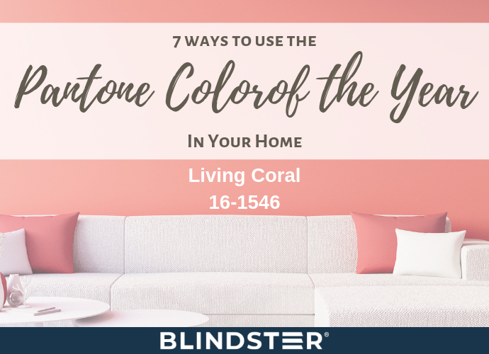 7 Ways To Use The Pantone Color Of The Year In Your Home