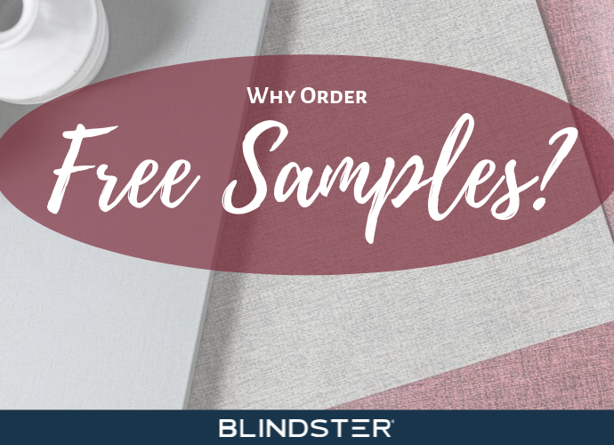 Why Order Free Samples?